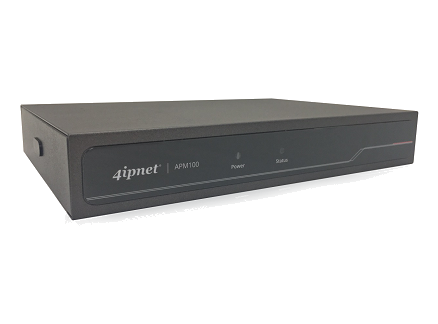 4ipnet APM100 Wireless Controller with 5 x GE Port (100 AP)
