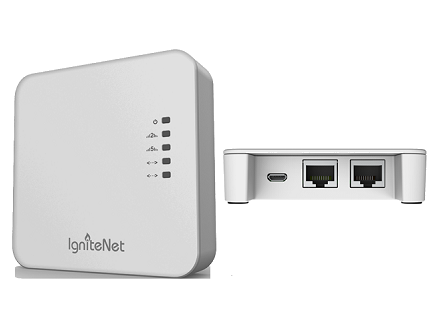 IgniteNet SP-W2M-AC1200 802.11ac Wave2 Access Point (1.2 Gbps)