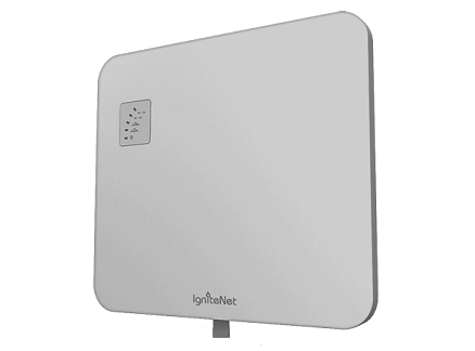 IgniteNet SS-W2-AC2600 802.11ac Wave2 Access Point (2.6 Gbps)