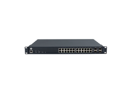 Open-Mesh S24 Switch PoE Cloud-Managed (24 Port)